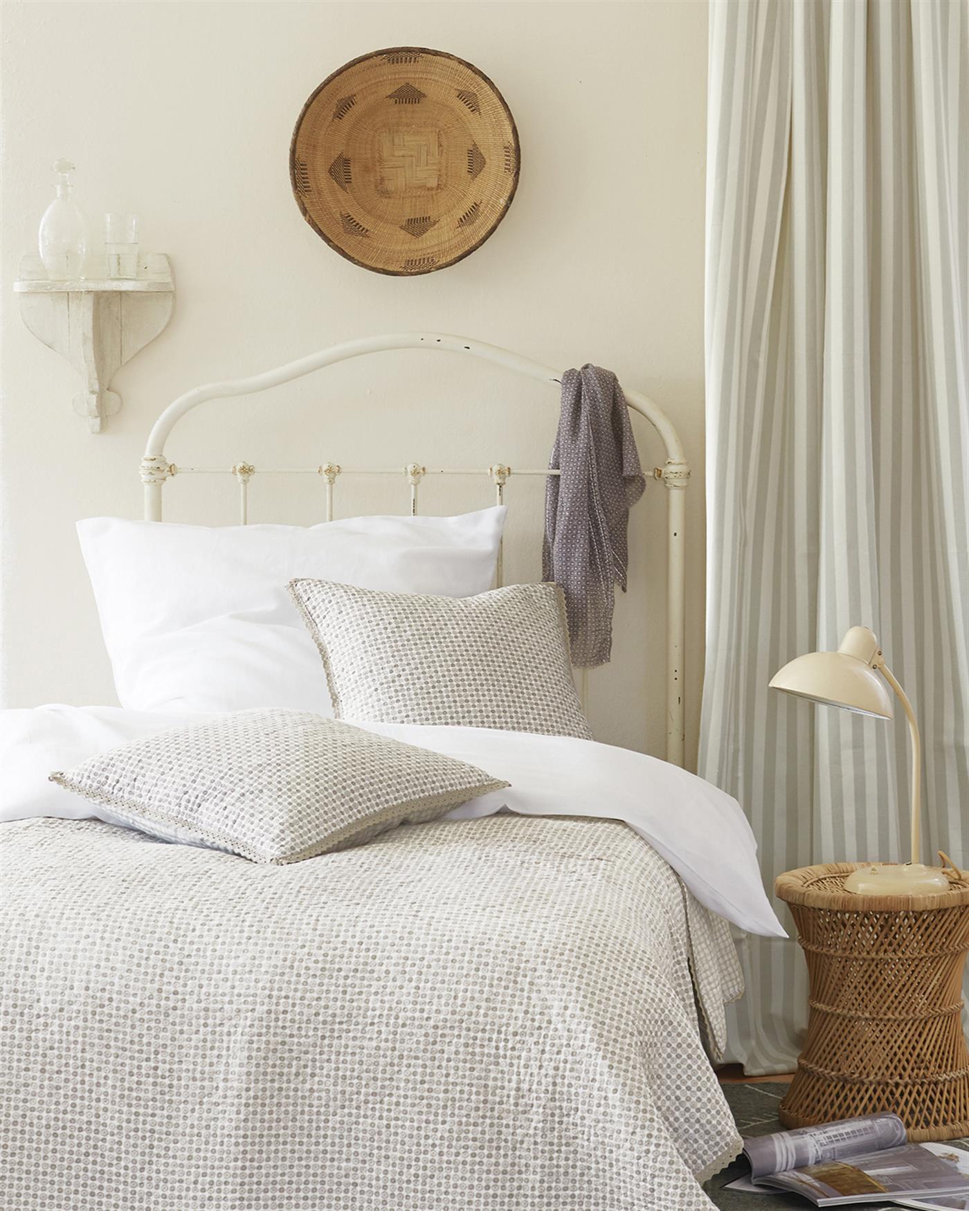 Attractive Bettwäsche, Weiß, Weiche Baumwolle, Leinen Design Inspirations