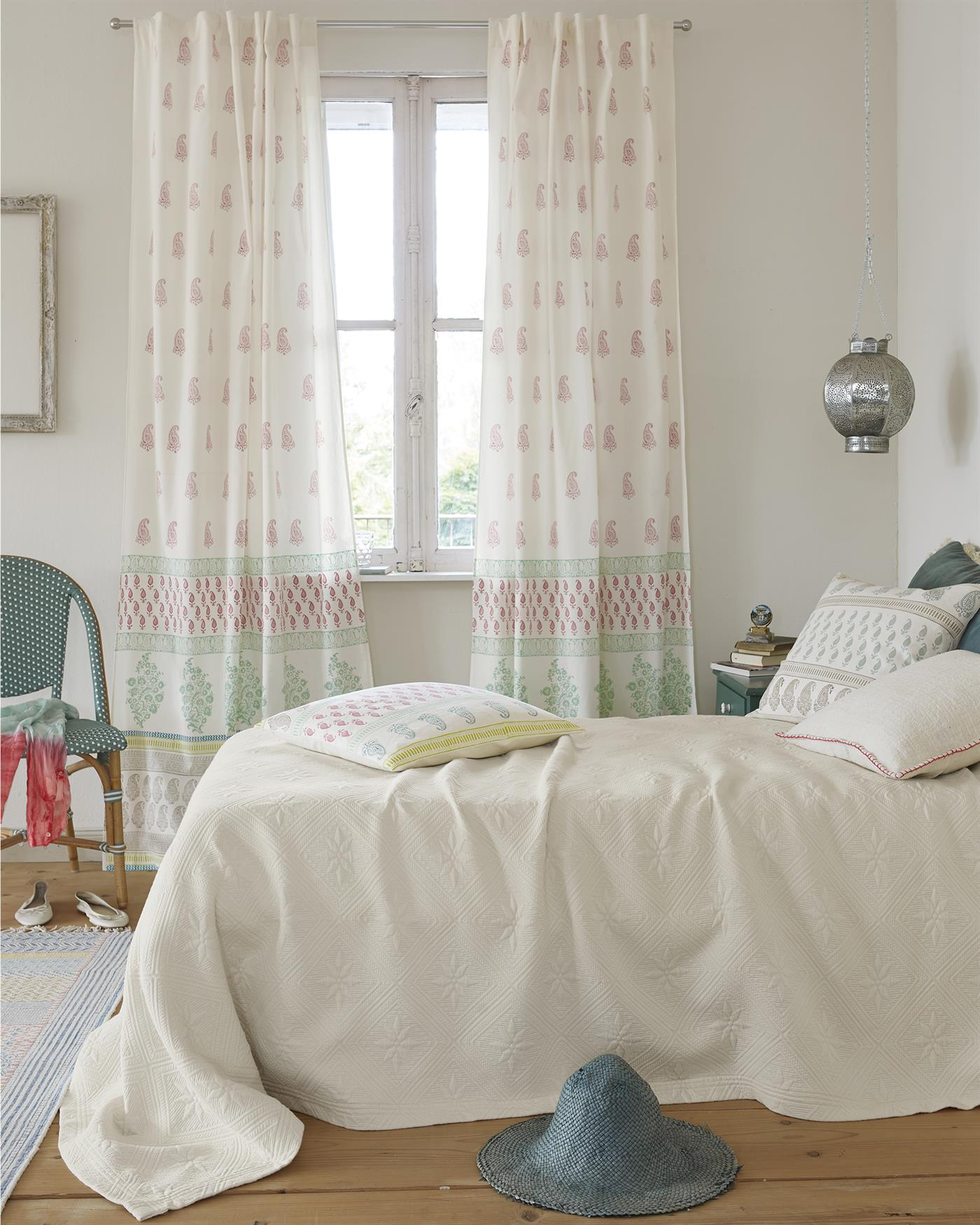 piqu decke joia. Black Bedroom Furniture Sets. Home Design Ideas