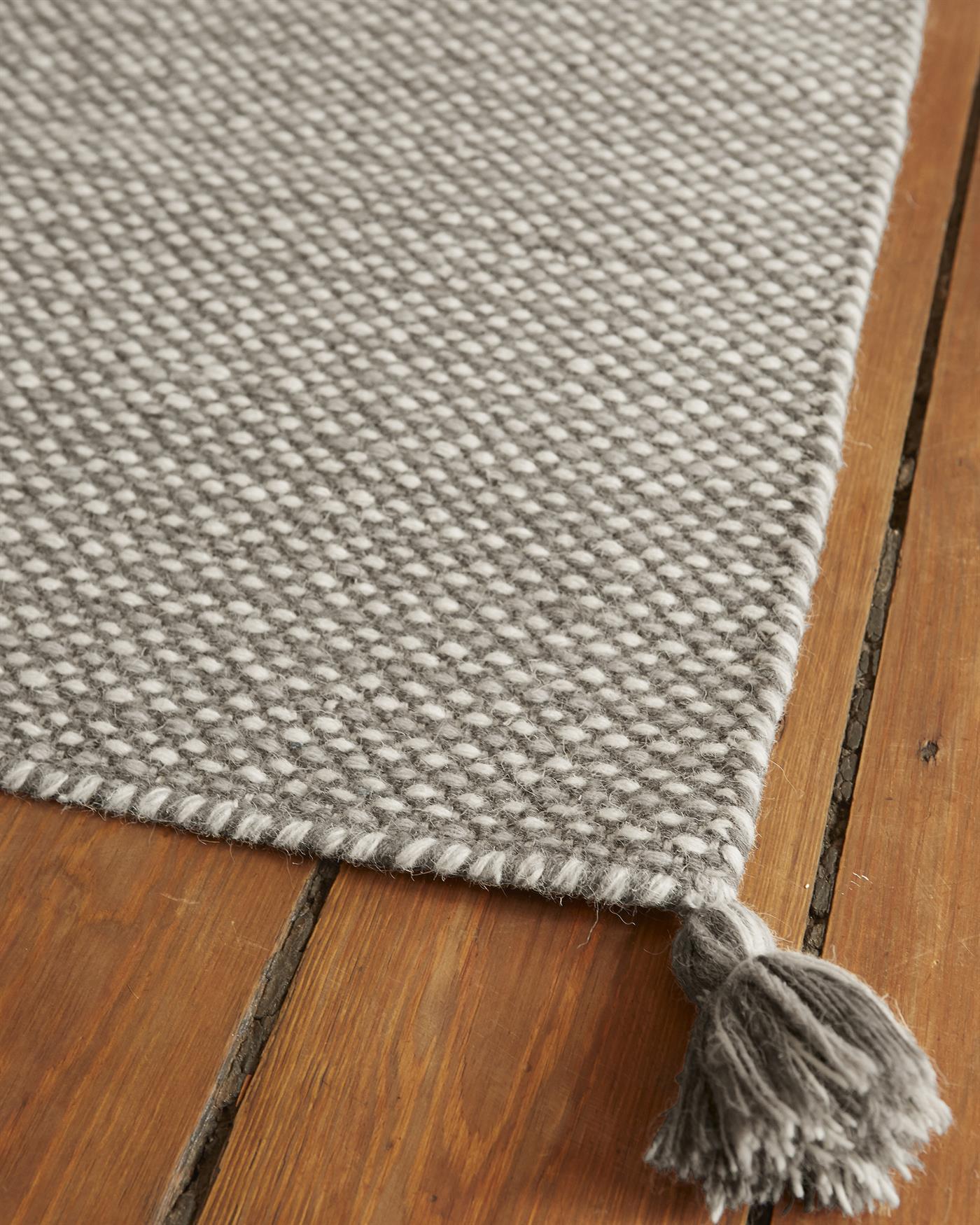 Teppichlaufer Beige