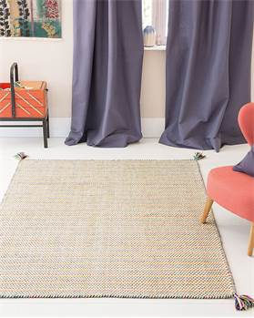 Teppich bunt