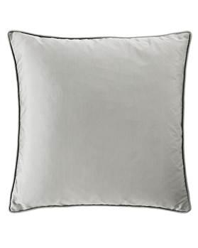 Kissenhülle Silber