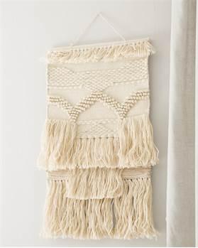 Wandbehang elfenbein