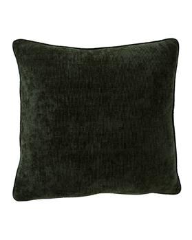 Kordkissenhülle dunkelgrün
