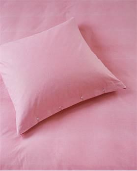Chambraybettwäsche Aurora-Pink