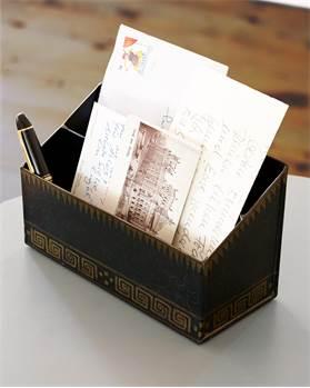 Briefständer Delphi