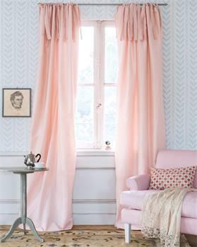 vorhang lochstickerei f r sie auf. Black Bedroom Furniture Sets. Home Design Ideas