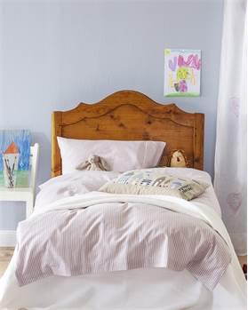 Kinderbettwäsche, rosa, weiche Baumwolle