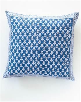 Kissenhülle Blue Bhuti