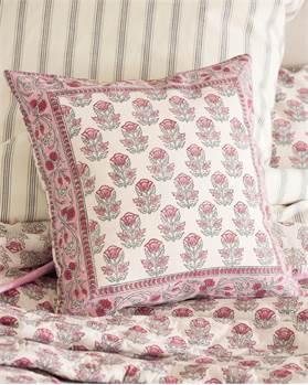 Kissenhülle Pink Bhut