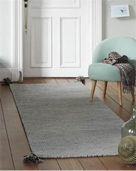 Teppichläufer Antwerpen grau