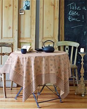 Tischdecke Timeless