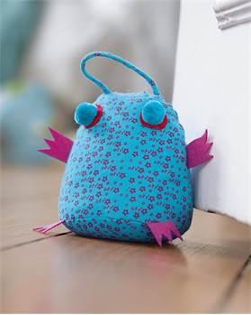 Türstopper Frosch