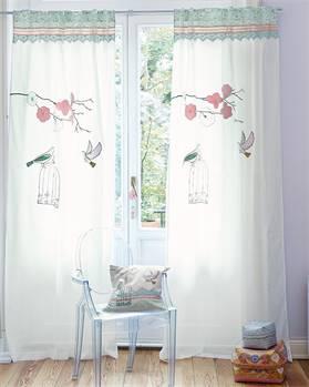 Vorhang Birdsong