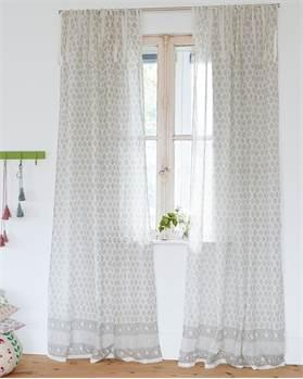 Vorhang Grey Bhuti