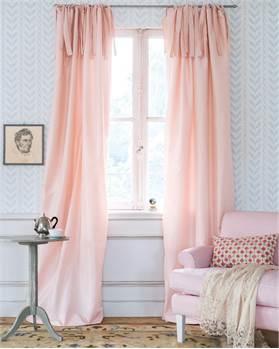Vorhang rosa