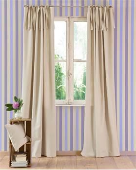 Vorhang Sandfarbe