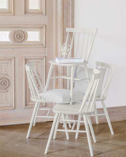 Stuhl weiß