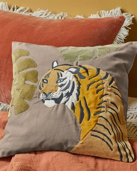 Kissenhülle bengalischer Tiger