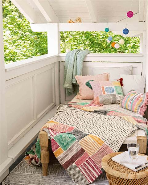 Daybed Decke