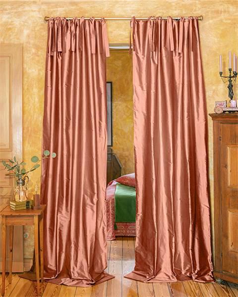 Vorhang, Faux-Silk