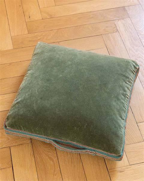 Kissenhülle grün