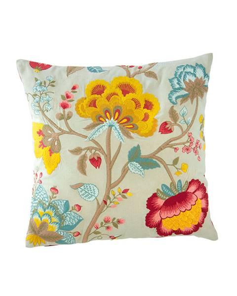 Kissenhülle Blume