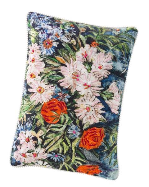 Kissenhülle Blüten
