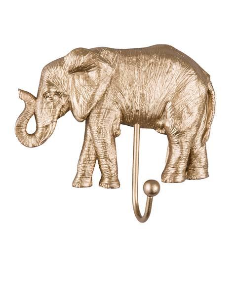 Kleiderhaken Elefant