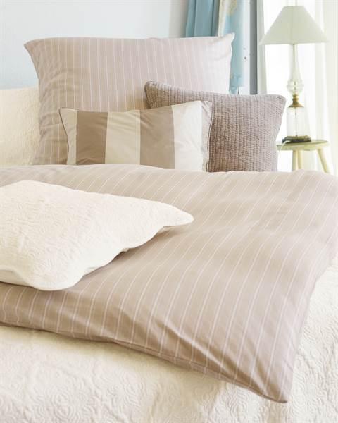 bettw sche gestreift f r sie auf. Black Bedroom Furniture Sets. Home Design Ideas