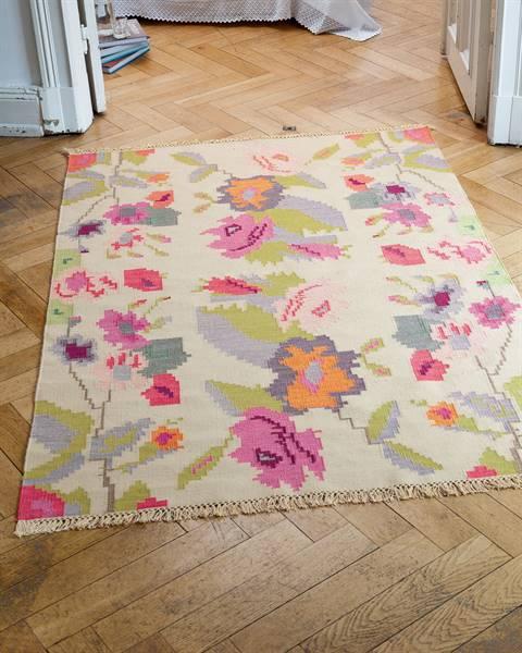 Teppich Blütezeit