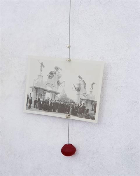 Fotoseil Memory Detail