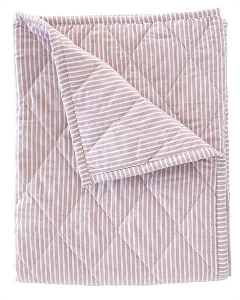 Kinderquilt rosa, Baumwolle
