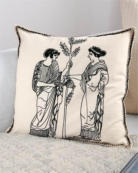 Kissenhülle Athene & Persephone