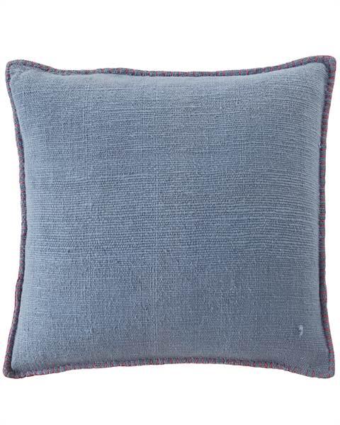 kissenh lle gandhi khadi blau. Black Bedroom Furniture Sets. Home Design Ideas