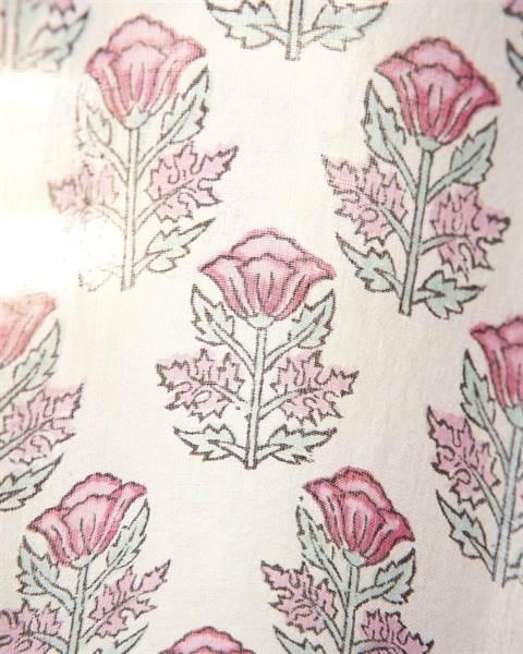 Voilevorhang Pink Bhuti
