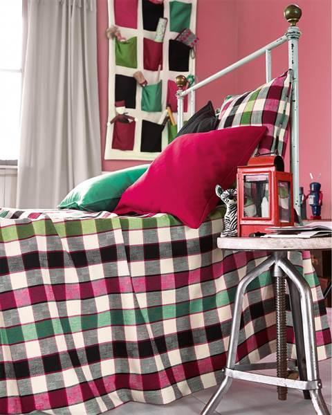 tagesdecke zauberw rfel jetzt auf. Black Bedroom Furniture Sets. Home Design Ideas