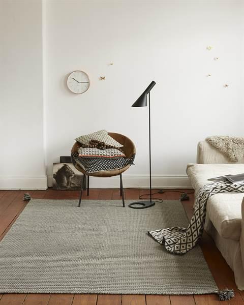 Teppich Antwerpen, Wolle, Baumwolle