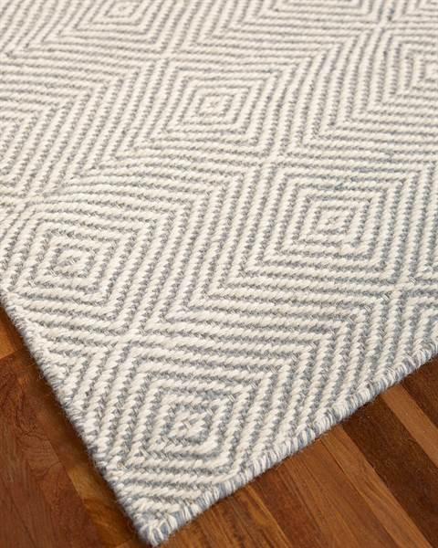 Teppich Diamant Detail