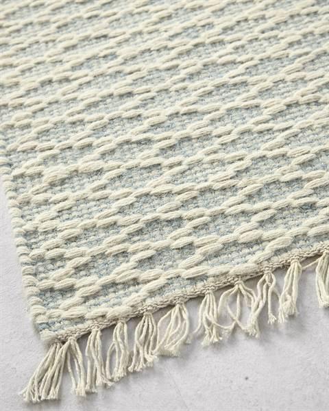 Teppich, bunt, Wolle, Baumwolle