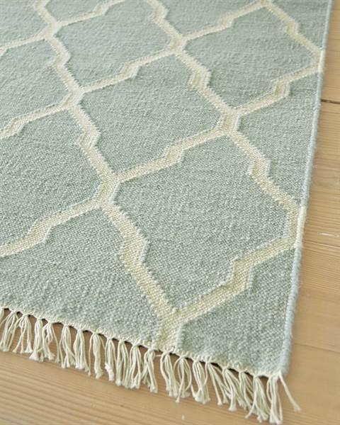 Teppich helles blau
