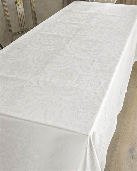 Tischdecke Blanca