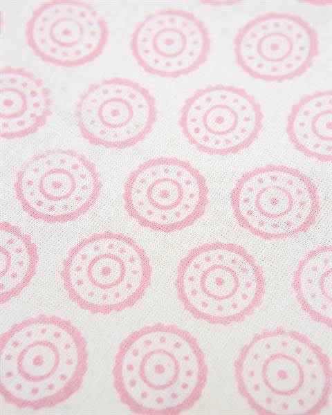 Tischdecke Janna rosa