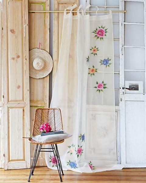 Vorhang Blütenzauber