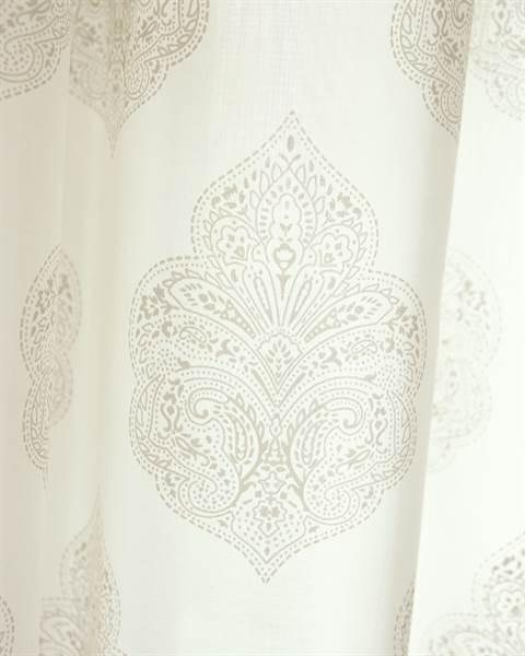 Vorhang Orient Detail